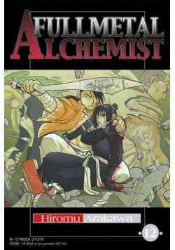 Fullmetal Alchemist nr.12