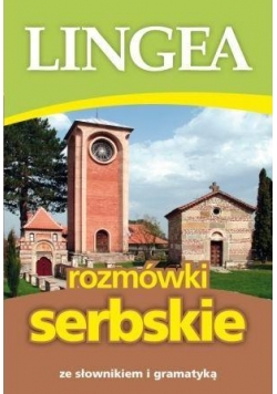 Rozmówki serbskie ze słownikiem i gramatyką w.2017