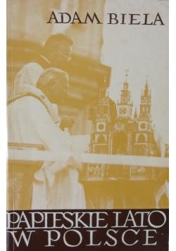 Papieskie lato w Polsce