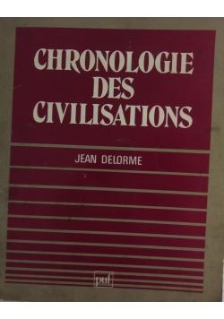 Chronologie des Civilisations