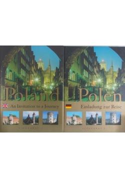 Poland- zestaw 2 książek
