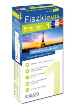 Francuski Fiszki PLUS dla początkujących 1