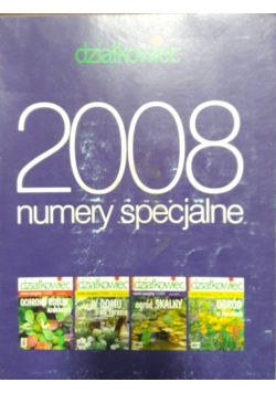 2008 numery specjalne