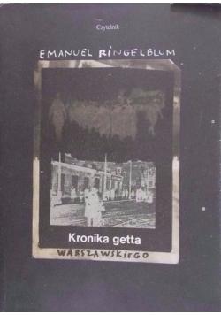 Kronika getta warszawskiego