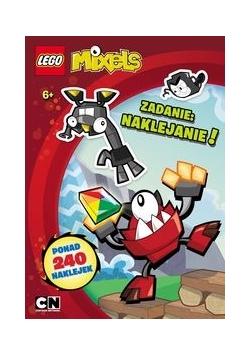 Lego Mixels Zadanie naklejanie