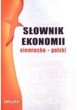 Niemiecko-polski słownik ekonomii