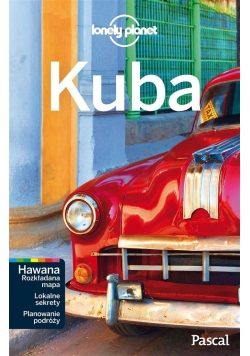 Lonely Planet. Kuba