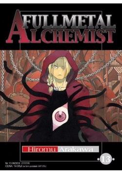 Fullmetal Alchemist nr.13