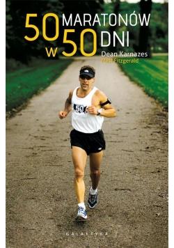 50 maratonów w 50 dni