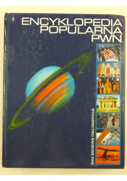 Burek Ryszard (red.) - Encyklopedia popularna PWN