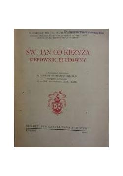 Św. Jan od krzyża kierownik duchowny,1950r