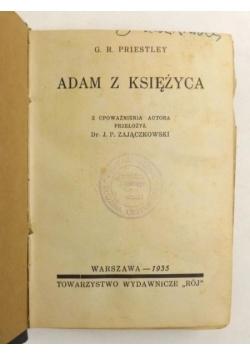 Adam z księżyca, 1935 r.
