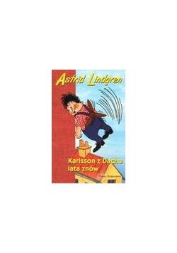Astrid Lindgren. Karlsson z Dachu lata znów