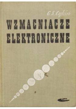 Wzmacniacze elektroniczne