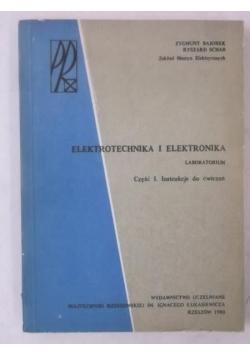 Elektrotechnika i Elektronika. Laboratorium, cz. I.