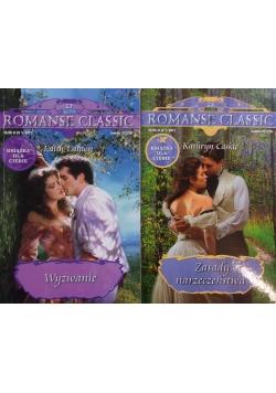 Romanse classic, zestaw 2 książek