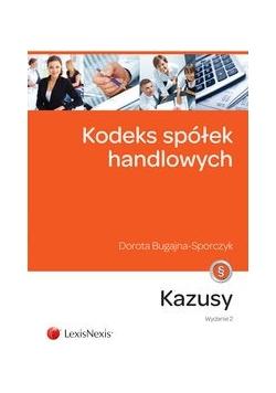 Kodeks spółek handlowych Kazusy
