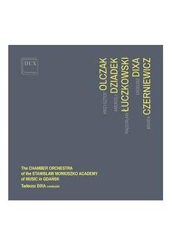 Chamber Orchestra of the Stanisław Moniuszko Academy of Music in Gdańsk & Tadeusz Dixa, płyta CD