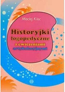 Historyjki logopedyczne z ćwiczeniami