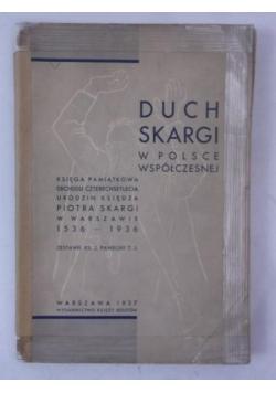 Duch Skargi w Polsce współczesnej, 1937 r.