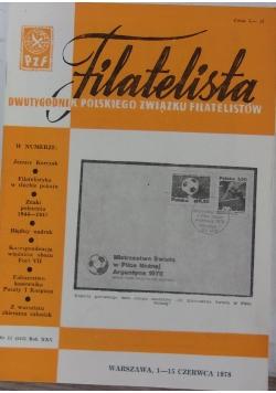 Filatelista 1-15 czerwca
