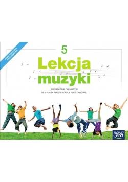 Muzyka SP  5 Lekcja muzyki Podr. NE