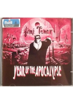 Year of the Apocalypse CD