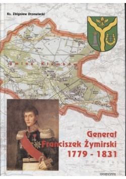 Genarał Franciszek Żymirski  1779-1831