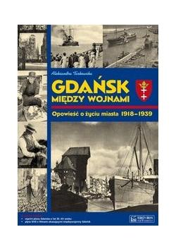 Gdańsk między wojnami +  Płyta DVD