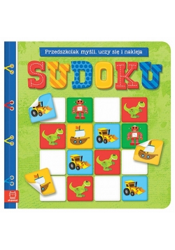 Sudoku. Myślę, bawię się i naklejam