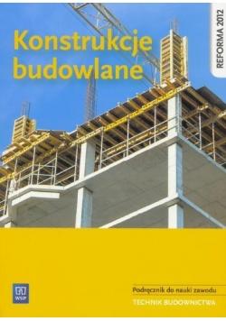 Konstrukcje budowlane. Technik budownictwa WSiP