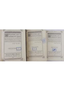 Mediations, T. I, IV, III-IV, 1882 r.