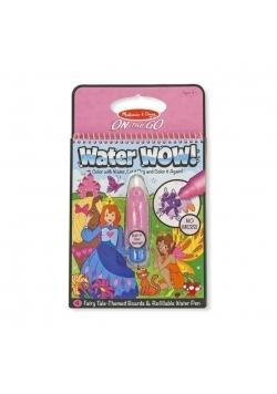 Kolorowanka wodna Bajka