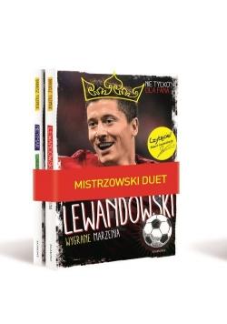 Lewandowski / Neymar