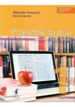 J.Polski LO Przeszłość To Dziś 1/2 w. 2015 STENTOR