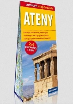Comfort! map&guide Ateny