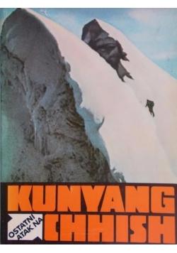 Ostatni atak na Kunyang Chhish