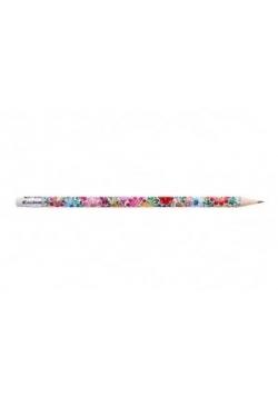 Ołówek z gumką - opolski FOLKSTAR