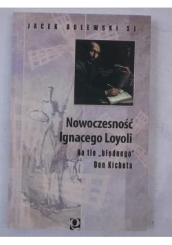 Nowoczesność Ignacego Loyoli