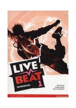 Live Beat 1 WB + CD PEARSON