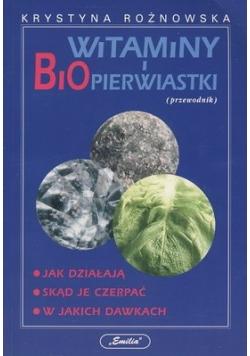 Witaminy i Bio pierwiastki
