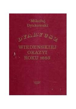 Dyaryusz wiedeńskiej okazyi 1683r