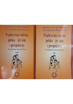 Współczesna rodzina polska -  jej stan i perspektywy, Tom I,II