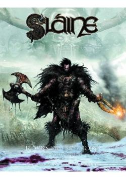Slaine books Of invasions