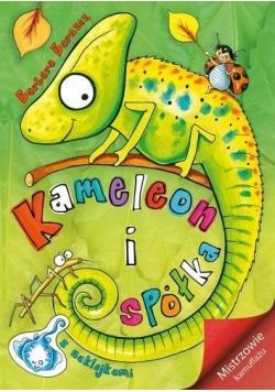Kameleon i spółka. Mistrzowie kamuflażu