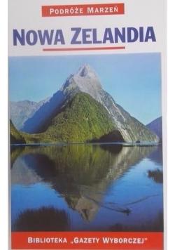 Nowa Zelandia. Podróże marzeń