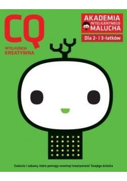 AIM. CQ inteligencja kreatywna dla 2-3 latków