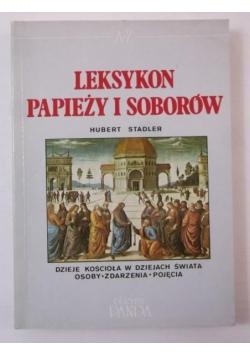 Leksykon papieży i soborów