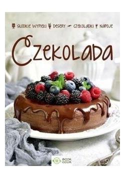 Czekolada. Słodkie wypieki, desery, napoje...
