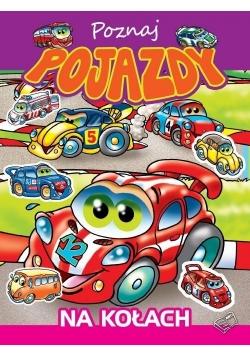 Poznaj pojazdy na kołach ARTI